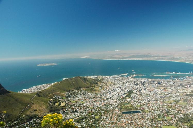 Afrique du Sud,  Le Cap,